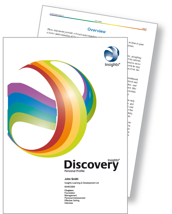 Insights Discovery profile