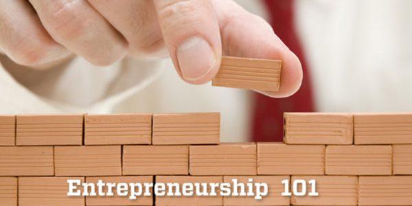 Entrepreneurship 101