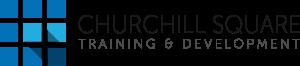Churchill Square Training and Development Logo