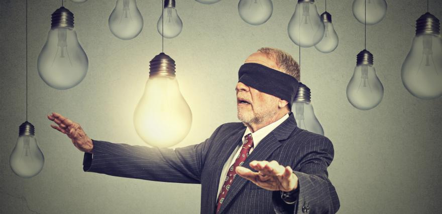 Insights Discovery blindspots